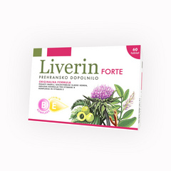 LIVERIN Forte, 60 tablet Pharmalife