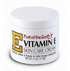 Vitamin E krema 113 g, Fruit of the Earth