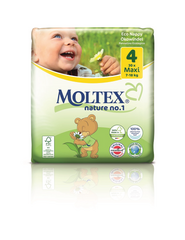 Moltex Nature Eco NO.1 Maxi, 7-18 kg, 1pkt