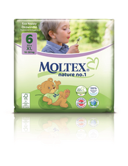 Moltex Nature Eco NO.1 X-LARGE, 16-30 kg  1pkt