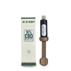 CBD 16% konopljina smola 5ML, BE-HEMPY